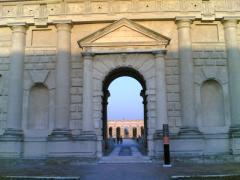 porta palazzo te - Mantova