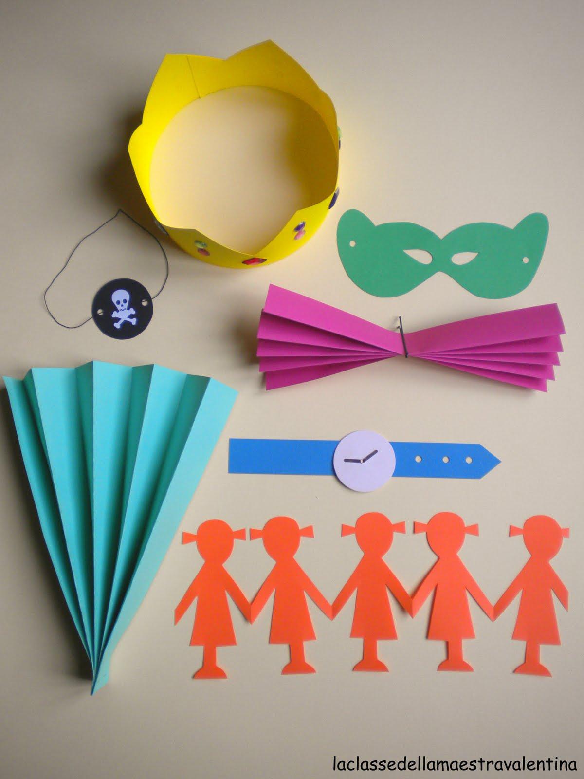 La classe della maestra valentina cose di carta for La maestra valentina