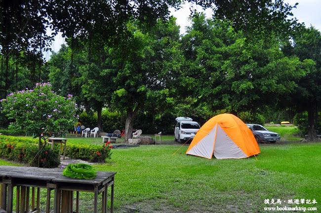 沐卉親子農場露營