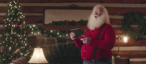 Even Santa Needs A Little Google Helpouts