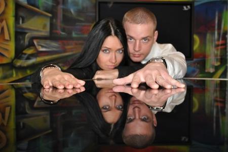 Фото Денис Лысенко и Варвара Панюхова