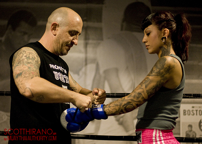 pictures  training with paulo tocha