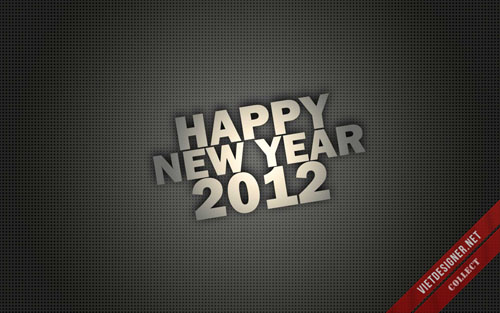 Bộ hình nền dành riêng cho năm 2012 [Part 2]
