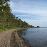 Scenic beach on Lake Macquarie (389813)