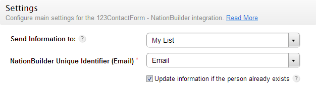 NationBuilder integration for ></a></p> <p>1. Select a list from your nation where you want to add new people.<br /> <a name=
