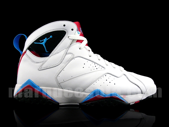 Air Jordan Vii Orion Blue