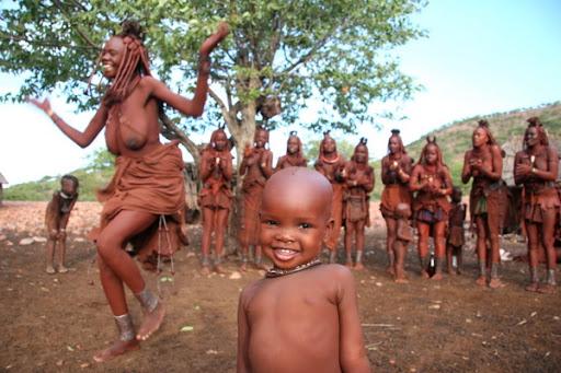 Gre za eno najbolj fotogeničnih plemen Afrike