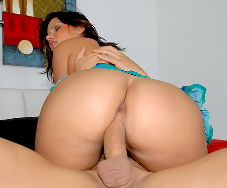 Angelina Castro in Naughty Angelina