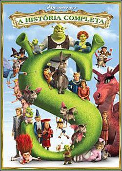 Shrek: A História Completa DvdRip Dual Áudio