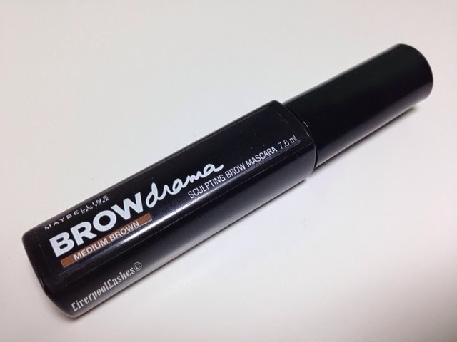 Maybelline Brow Drama Sculptured Mascara