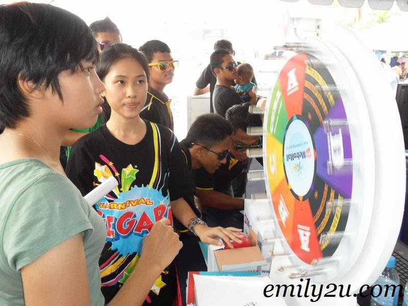 Karnival Gegaria Harian Metro KGHM Ipoh