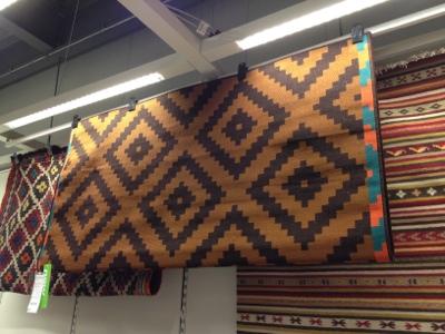 Aztec Inspired Rug