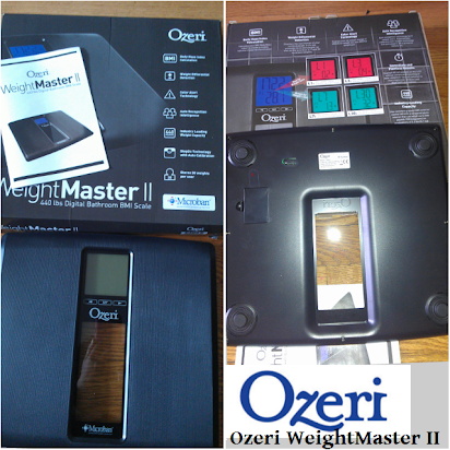 Ozeri WeightMaster