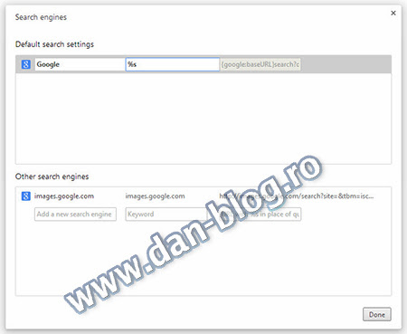 dezactivare google chrome omibox cautare bara de adrese 04 Dezactivare Omnibox Google Chrome   Căutare