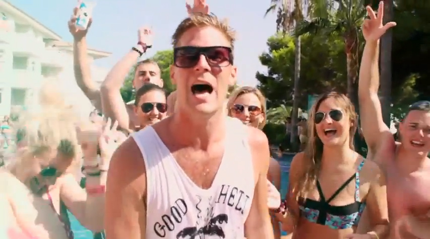 Basshunter Dream On The Dancefloor Official Video
