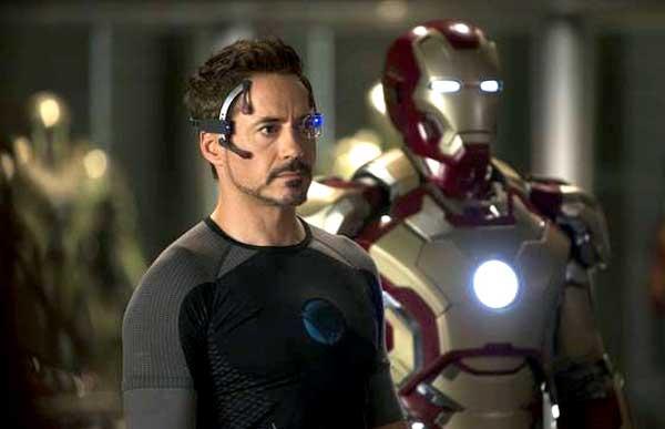 Iron Man 3, escena
