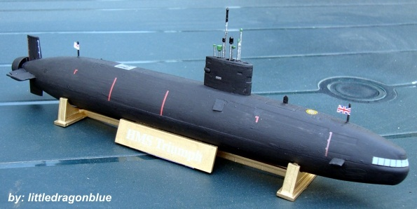 Submarino Nuclear Trafalgar
