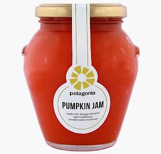 Pelagonia Pumpkin Jam - Pumpkin Jam Tarts