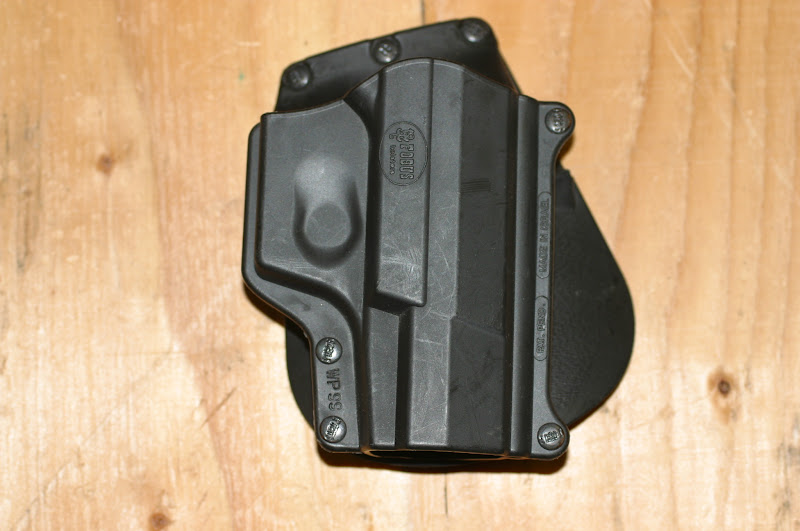 acc AH44 FOBUS Paddle Holster for Walther/SW99