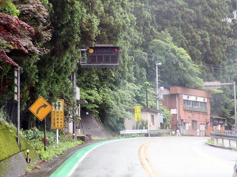 宇和島自動車「松山~宇和島・城辺線」 車窓 その2