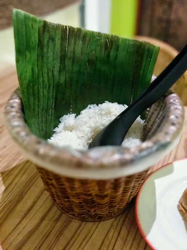 Rice basket