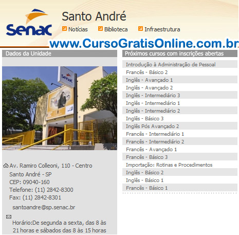 SENAC Santo André