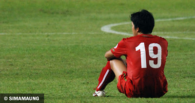 foto indonesia vs bahrain bustomi