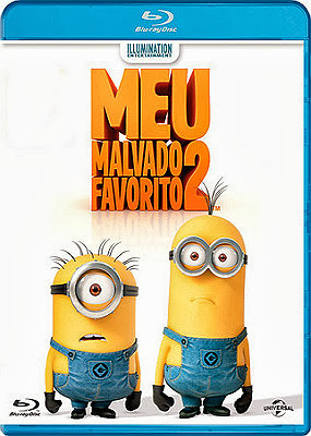 Filme Poster Meu Malvado Favorito 2 BDRip XviD Dual Audio & RMVB Dublado