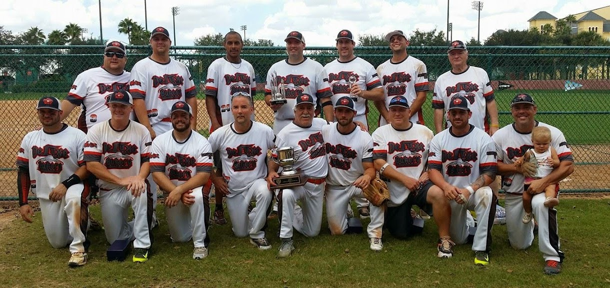 Deluxe Bakery wins 96 team USSSA 'C' World Tournament!