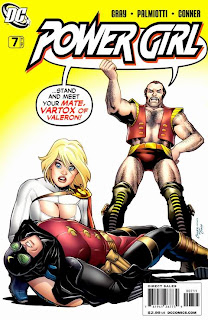 Power Girl #7 - Comic of the Day