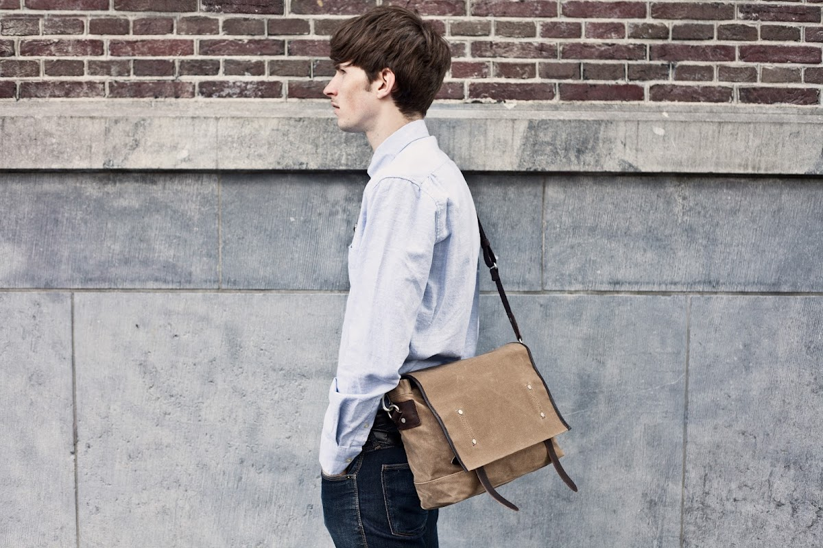 Property Of: Sam Cycle Bag [men's fashion]