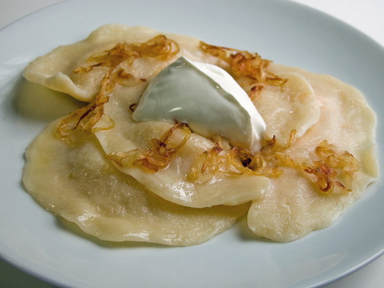 Cooking Weekends: Pierogi with Potato & Cheese Filling