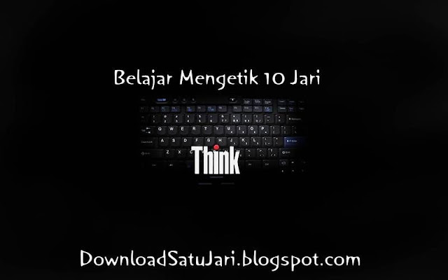 Download eBook Belajar Mengetik 10 Jari