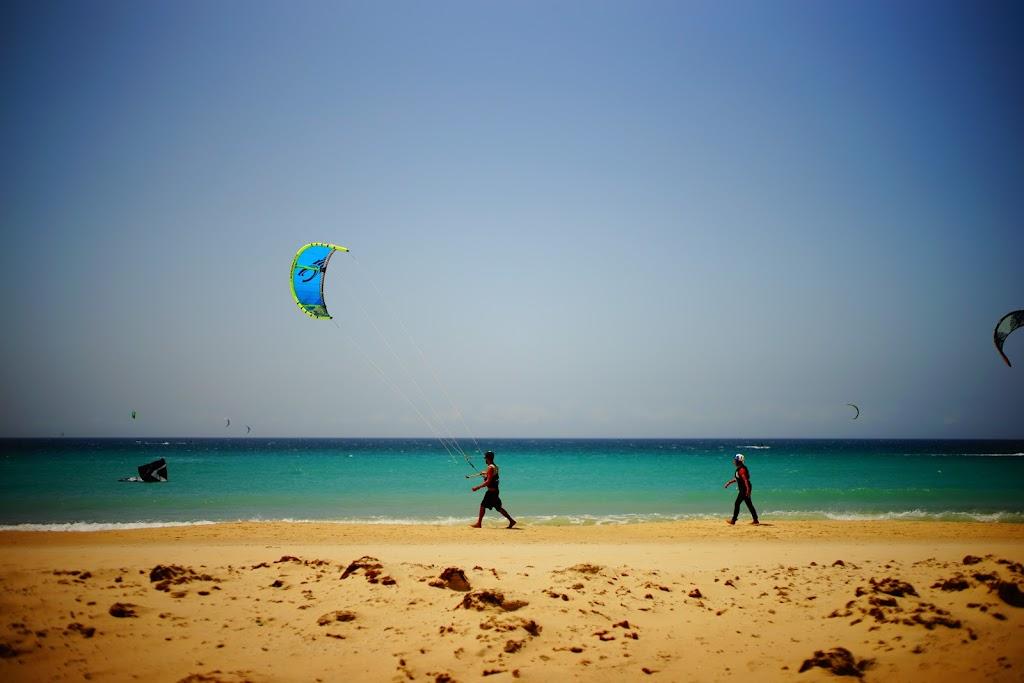 kitesurfing course