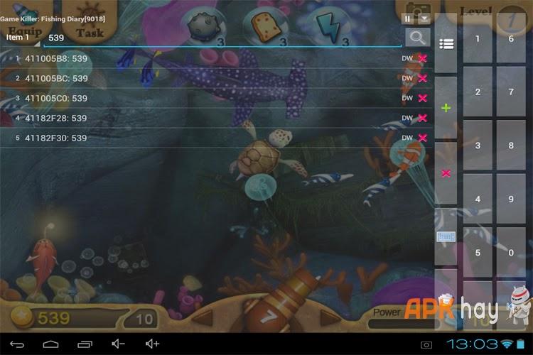 6Hướng dẫn hack tất cả game Android bằng GameKiller