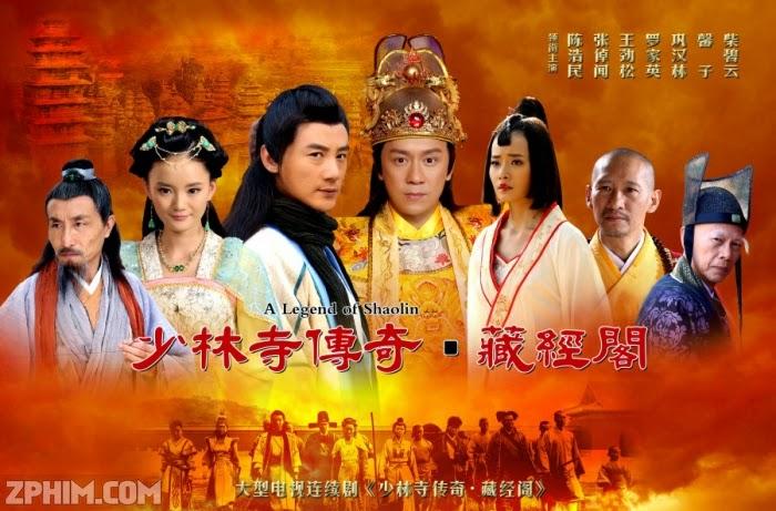Ảnh trong phim Thiếu Lâm Tàng Kinh Các - A Legend Of Shaolin 1