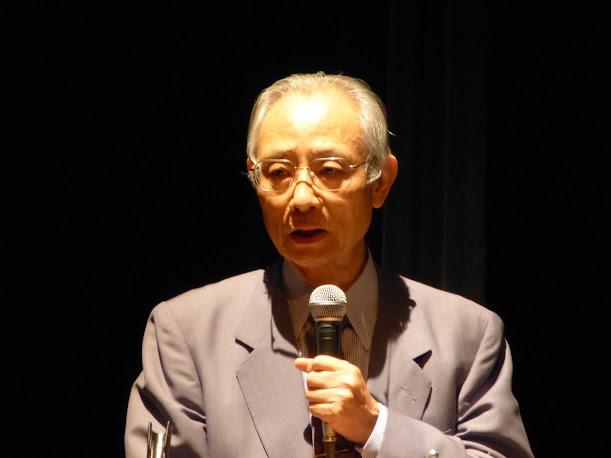 京都府立医科大学名誉教授 中島健二先生