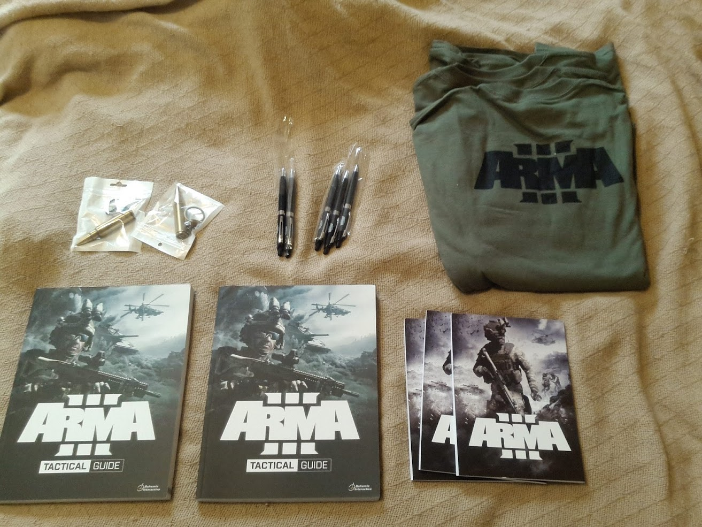 ArmA 3 News Thread - Page 4