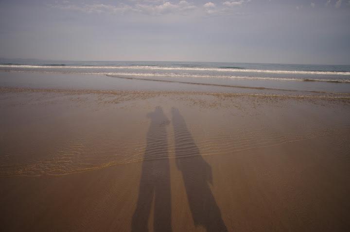 墨爾本東南大洋路上的Lorne沙灘