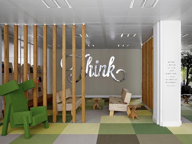 *JWT Office:發想無限創意的夢幻辦公室! 2
