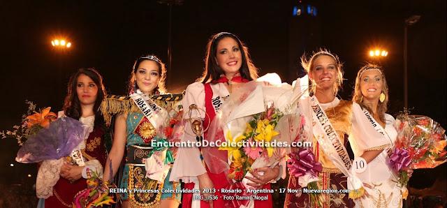 Colectividades Rosario cumple 30 años. Gran Fiesta Nacional del 7 al 16 de Noviembre