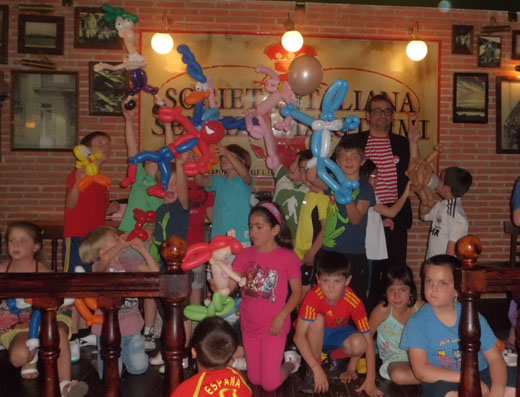 magia para cumpleaños infantiles