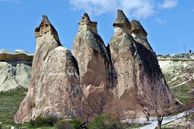 Paşabağ Valley, Cappadocia