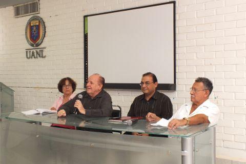 Presidium de la sesión del mes de septiembre de 2012