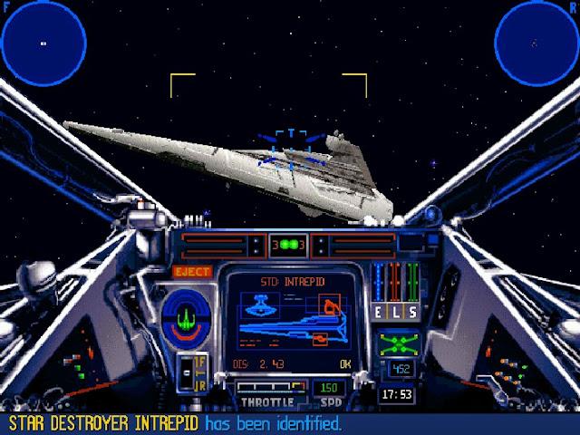 Cabina X-Wing