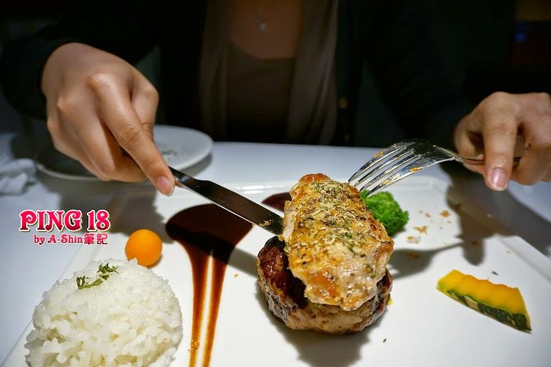 DSC06490 - 【熱血採訪】Ping 18 Bistro 新日法輕食| 異國料理推薦,有聽過Ping18嗎?跟我一起來大墩18街吃美食~(已歇業)