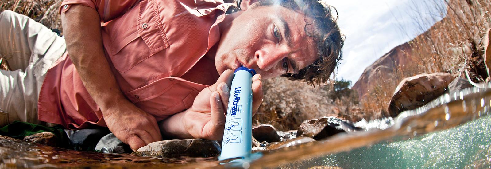 Agua segura en el punto de uso