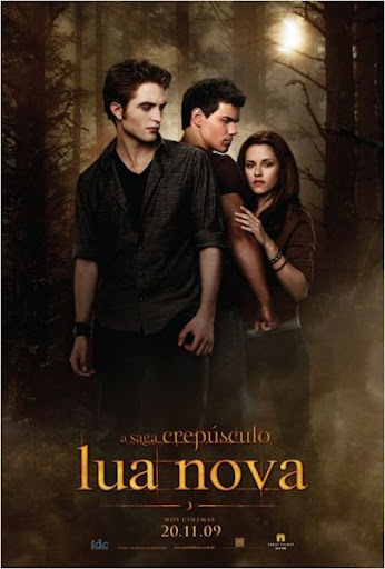 Download - A Saga Crepúsculo: Lua Nova - DVDRip AVI Dual Áudio