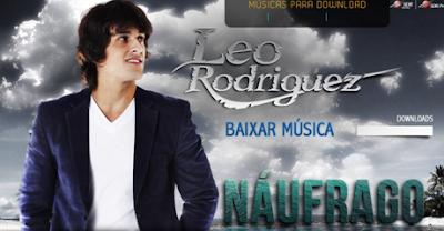 Léo Rodriguez   Náufrago (Nova)