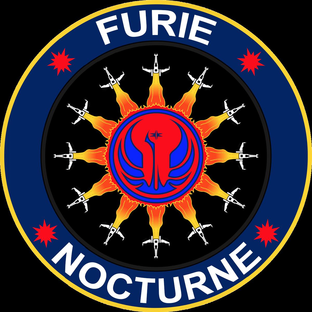 Un logo pour l'escadron ? Logo_Escadron_Furie_Nocturne